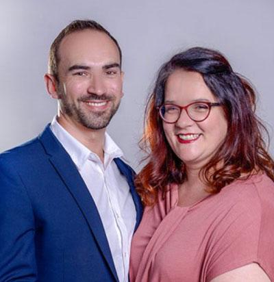 Marius & Maryna Botha